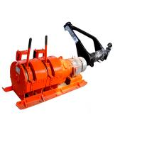 China Mining scraper winch with two puilley one bucket wholesale