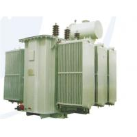 China S13 / SZ 13 / SFZ13 Oil Immersed Transformer Low Noise For Power Plant wholesale