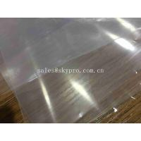 China Food Grade Clear Silicone Rubber Sheet Roll for Medical Equipment Rubber Plate wholesale