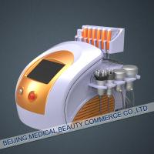 China Laser Liposuction Equipment Cavitation RF multifunction beauty machine with economic price wholesale
