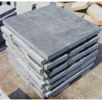 China China Blue Limestone Blue Limestone Floor Tiles Honed Blue Limestone Slabs Blue Limestone on sale