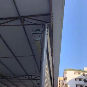 China 800N Australian Rolling Garage Door Openers , Remote Control Side Rolling Door Opener wholesale