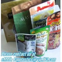 China Quad-seal Pouch,herbal Incense bags, Potpourri bags, Spice bags, Hologram bags wholesale