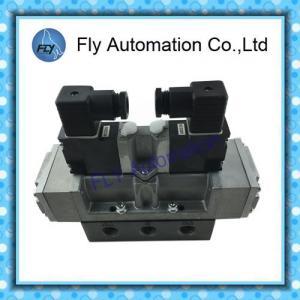 China CKD AC220V solenoid valve 4F630-15F discrete 5 port pilot operated valve wholesale