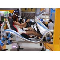 Buy cheap 1 Player Customized VR Car Racing Vr Racing Simulator OEM / ODM Acceptable from wholesalers