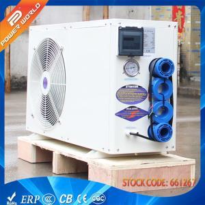 China Термостатический насос подогревателя бассейна теплового насоса бассейна источника воздуха wholesale