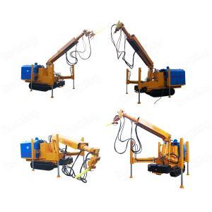China 25M3/H Explosion Proof Shotcreting Machine For Mining Project wholesale