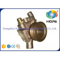 China 235D E300B CAT 3306 Engine Water Pump Casting Iron With Standard Size wholesale