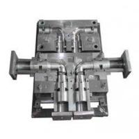 China 45# 50# P20 Multi Cavity Hot Runner DME Plastic Injection Mould for Fitting Pipe wholesale