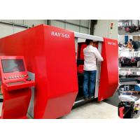 Buy cheap Laser Metal Cutting Machine for 5mm to 8mm , Effective Cutting Size 1500*3000 from wholesalers