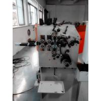China XD-212 two axis CNC spring coiler with wire diameter capacity 0.3-1.2mm wholesale