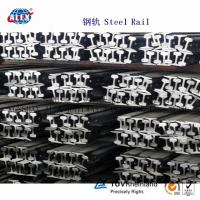 China Chinese standard Light steel rail GB6KG for mine/ore wholesale