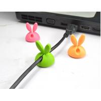 Colorful Cartoon Cable Drop Clips