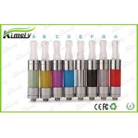 China Mini Udct Dual Coil 3.0ohm E Cigarette Tank Atomizer Replacement For 510 / Ego Battery wholesale