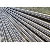 China Pure Grade 2 Titanium Rod For Industry Shaft High Straightness Polished Surface on sale