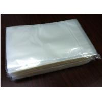 China Sides Sealed Food Safe Vacuum Packaging Bag With Tear Notch On 2 Sides wholesale