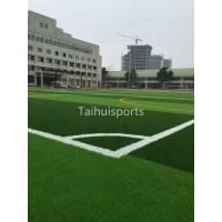 Eco Friendly Artificial Turf Shock Pad Heavy Metal Free High Tensile Strength