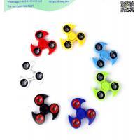 hottest metal zinc alloy  Tri-Spinner fidget Hand Spinner toy