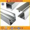 China 1.1 Thinckness Polished Aluminium Alloy Profile Surface Brightness wholesale