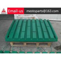 China wholesale metal crusher high manganese steel accessories wholesale