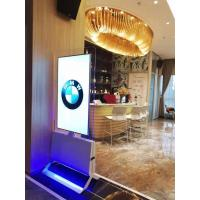 China Double Sided Floor Standing Digital Signage LG Panel 43