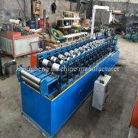 China ZH Cold Steel Omega Aluminium Profile Making Machine With None Stop Cutting wholesale