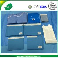 China Nonwoven Fabric Disposable Medical Sterile General Kits wholesale