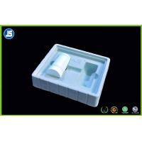 China Washable White PP Medical Plastic Tray , Pharmaceutical Blister Packaging wholesale