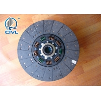China Safety CIVL Sinotruk Original Spare Parts Truck Clutch with ISO CCC Approval with complete model to proper the truck wholesale