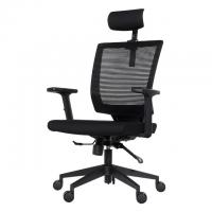 China Ergonomic Mesh Office Chair Midback Adjustable Swivel Computer Desk Task Black wholesale