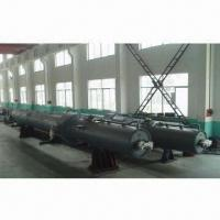 China Heavy Duty Hydraulic Cylinder with Dam Deep Hole Radial Gate, Comes in QHSY Series on sale