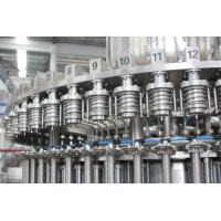 China ISO Certification Water Bottling Machine 3000-18000 Bottles / Hour PLC Control wholesale