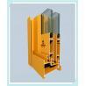 China PVDF Coating Window Aluminum Extrusion Profile Anti - Erosion Beautiful Appearance wholesale