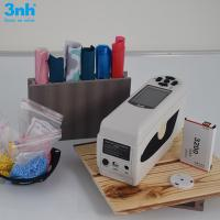 Buy cheap 3nh Portable Laboratory Colorimeter , Colour Difference Meter Two Apetures Camera Locating NH310 from wholesalers