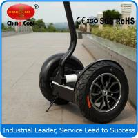 China Handless lever two wheels self balancing vehicle electric scooter wholesale