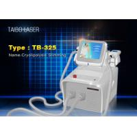 Portable Double Heads Cryolipolysis Body Slimming Machine For Losing Weight Body Shape