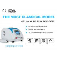China CE Approval Q-Switched ND Yag Laser for Lip Line and Tattoo Removal Machine wholesale