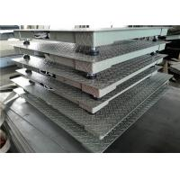 China Carbon Steel Patterned Plate Spraying1X1m/1X1.25m/1X5m/2X2m floor weighing scale wholesale
