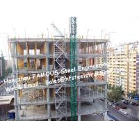 China Structural Steel Contracting Company In Deisgn , Fabrication , Installation , Turnkey Project