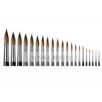 China Professional Nail Art Brushes Private LabelCollection 21 Pieces Art Painting Brush Set wholesale