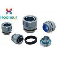 "China 3 / 4 "" Male Waterproof Conduit Connectors Metal Conduit Fittings For Liquid Tight Conduit wholesale"