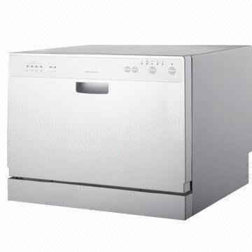 Table Top Dishwasher India : Sets Table Top Dishwasher with SAA, GS, CE, EMC Certificates