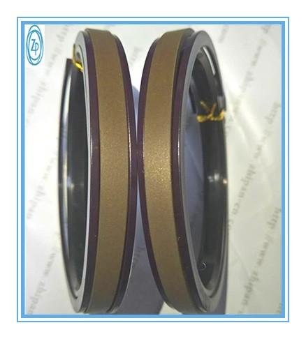 Quality SPGWの油圧ピストンは95 * 80 * 10.5mmのサイズの耐衝撃性を密封します for sale