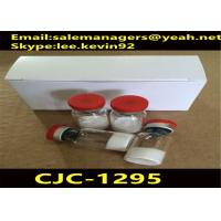 China Legal CJC-1295 Without DAC CAS 863288-34-0 5mg * 10vials For Hair Regrowth wholesale