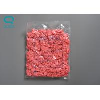 China Pink Cleanroom Finger Cots For Preventing Tip Discharge For Cleanroom Use wholesale