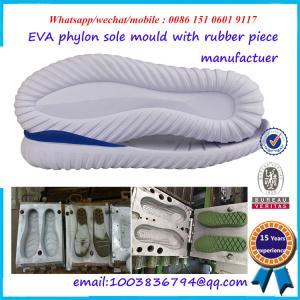 China Fashionable Style PVC Shoe Mold Long Mould Life Shoe Mould Maker on sale