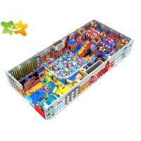China Soft Covering Kids Indoor Playground Equipment  Environmental Protection wholesale