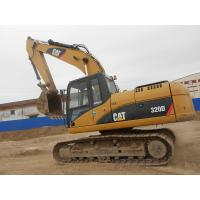 China very good condition caterpillar 320 excavator CAT 320d construction machinery, good mining equipment wholesale