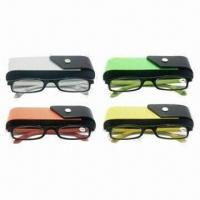 China Reading sunglasses with impact- and scratch-resistant lens wholesale