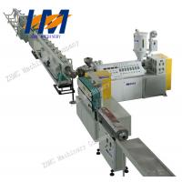 China PS Foam picture or photo frame profiles extrusion line for plastic molding wholesale